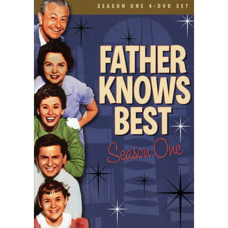 Father Knows Best: Season One (DVD) (Baby Daddy Season 3 Halloween Special)