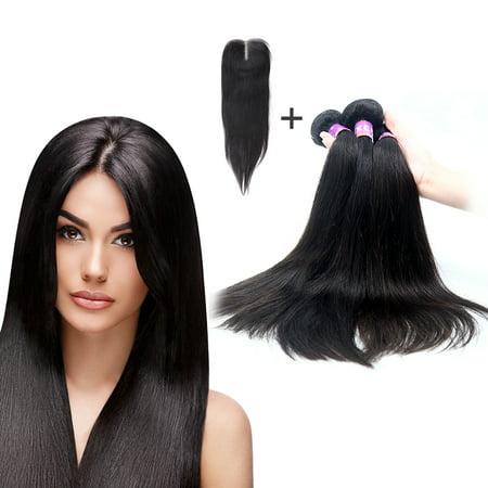 Human Hair Brazilian Staight 12