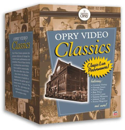 Anderson Opry Video Classics / Various