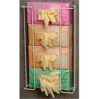 Space-Saverª Exam Glove Dispenser, 4 box Capacity