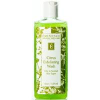 Eminence Organic Skincare Citrus Exfoliating Wash 4.0 oz.