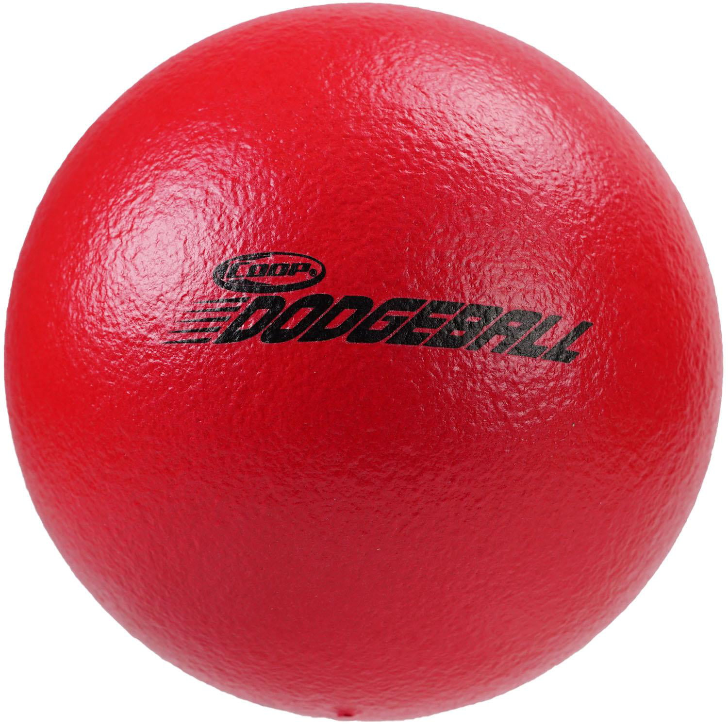 6 Quot Solid Red Textured Sting Free Outdoor Yard Sport Dodgeball