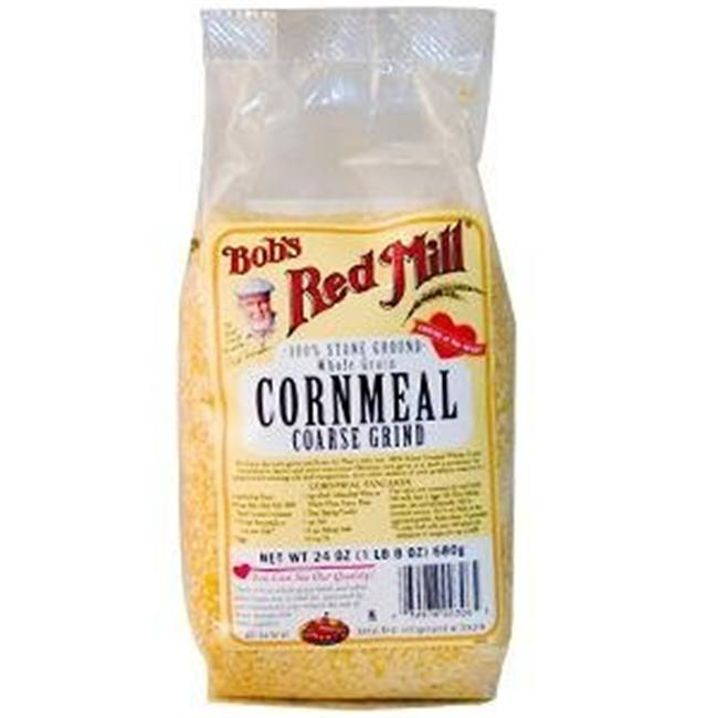 Bobs Red Mill 19487 Coarse Grind Cornmeal