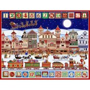 And to All a Good Night 400 Piece Puzzle,  Christmas Puzzles by Allied Products