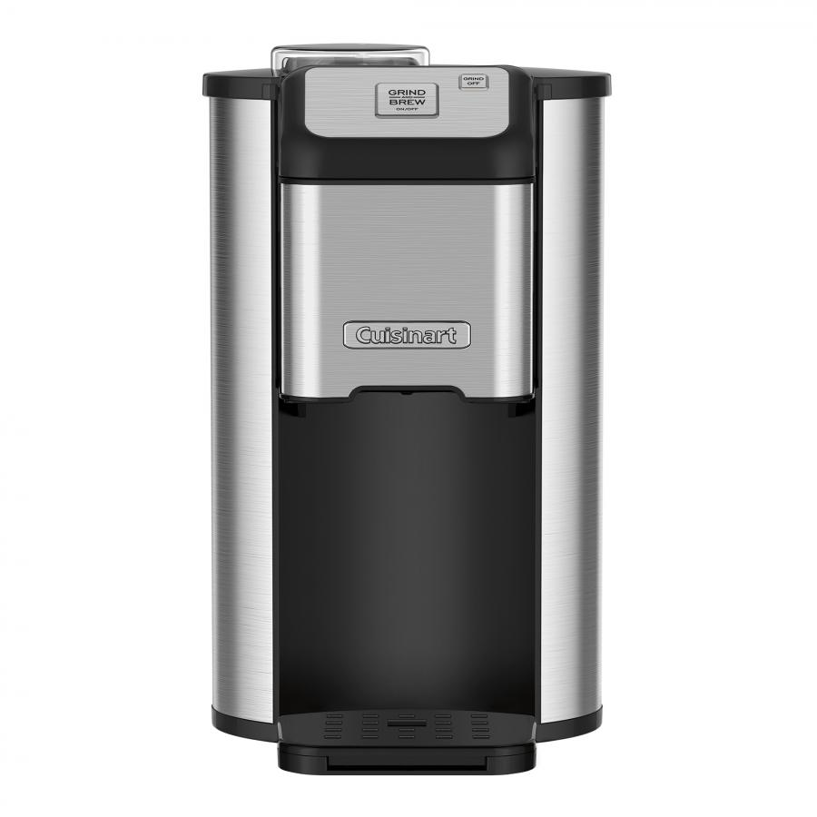Cuisinart Single Cup Grind ; Brew Coffeemaker with Automatic Blade Grinder, BONUS FREE