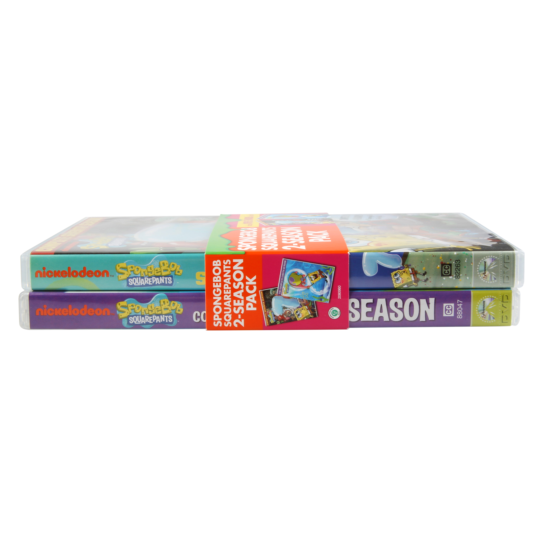 Spongebob Squarepants DVD Collection - Walmart.com