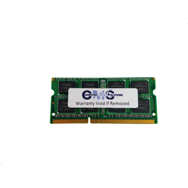 A-Tech 4GB RAM for ACER Aspire AS5742Z-4404 A34 DDR3 1066MHz SODIMM PC3-8500 204-Pin Non-ECC Memory Upgrade Module