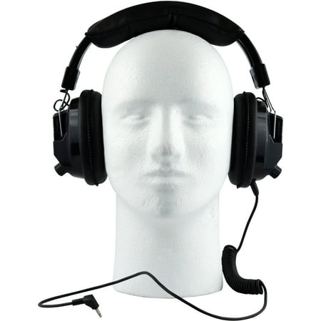 Over The Head Racing Scanner Headset