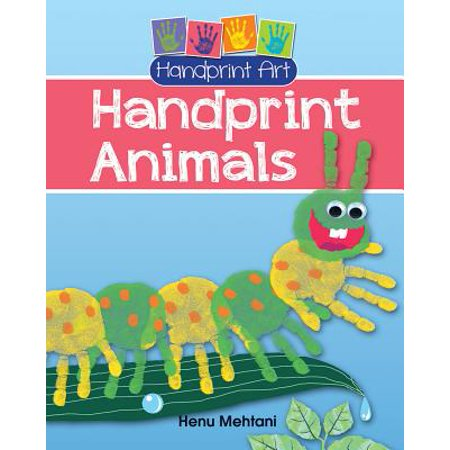 Turkey Handprint (Handprint Animals)