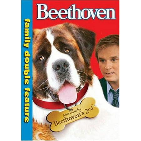 Beethoven / Beethoven's 2nd (DVD)](Zorro Catherine Zeta Jones)