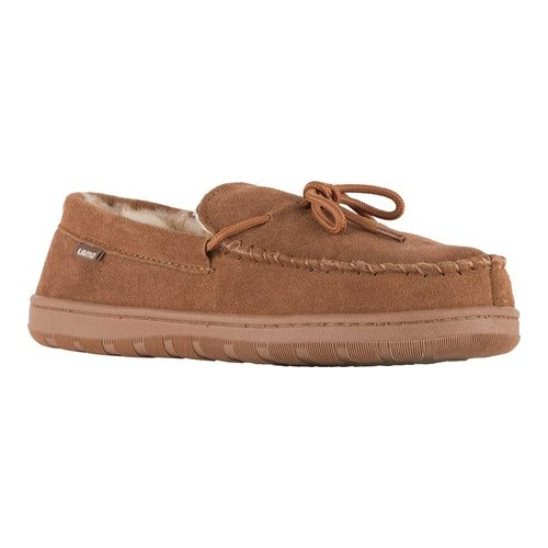 Women's Lamo Moccasin-Chestnut by Lamo Footwear