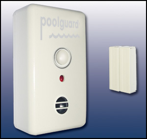 Poolguard Door Alarm for Swimming Pools and other uses