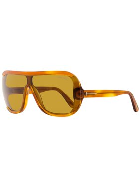 8746d12ec83 Product Image Tom Ford Shield Sunglasses TF559 Porfirio-02 53E Light Havana  0mm FT0559
