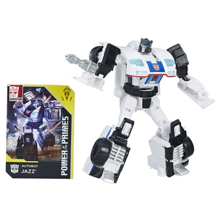 - Transformers: Generations Power of the Primes Deluxe Autobot Jazz