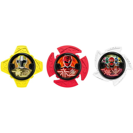 Power Rangers Ninja Steel - Ninja Power Star Pack, 43754](Troy Power Rangers)