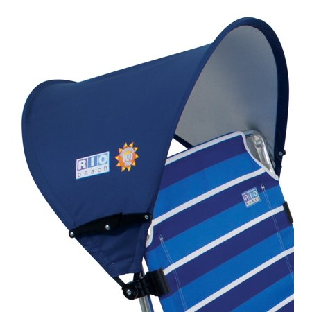 Canopy Shade For Beach Chairs Eliminates Need An Clamp Umbrella