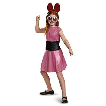 Power Puff Girl Costume (Disguise Blossom Classic Powerpuff Girls Cartoon Network Costume,)