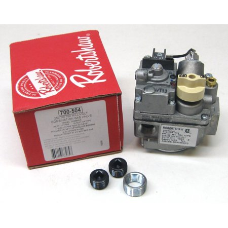 Robertshaw Gas Valve 700 504 7000Bmvr For Frymaster Vulcan Garland 54 1009