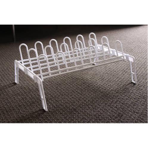 Mainstays Plastic Shoe Rack