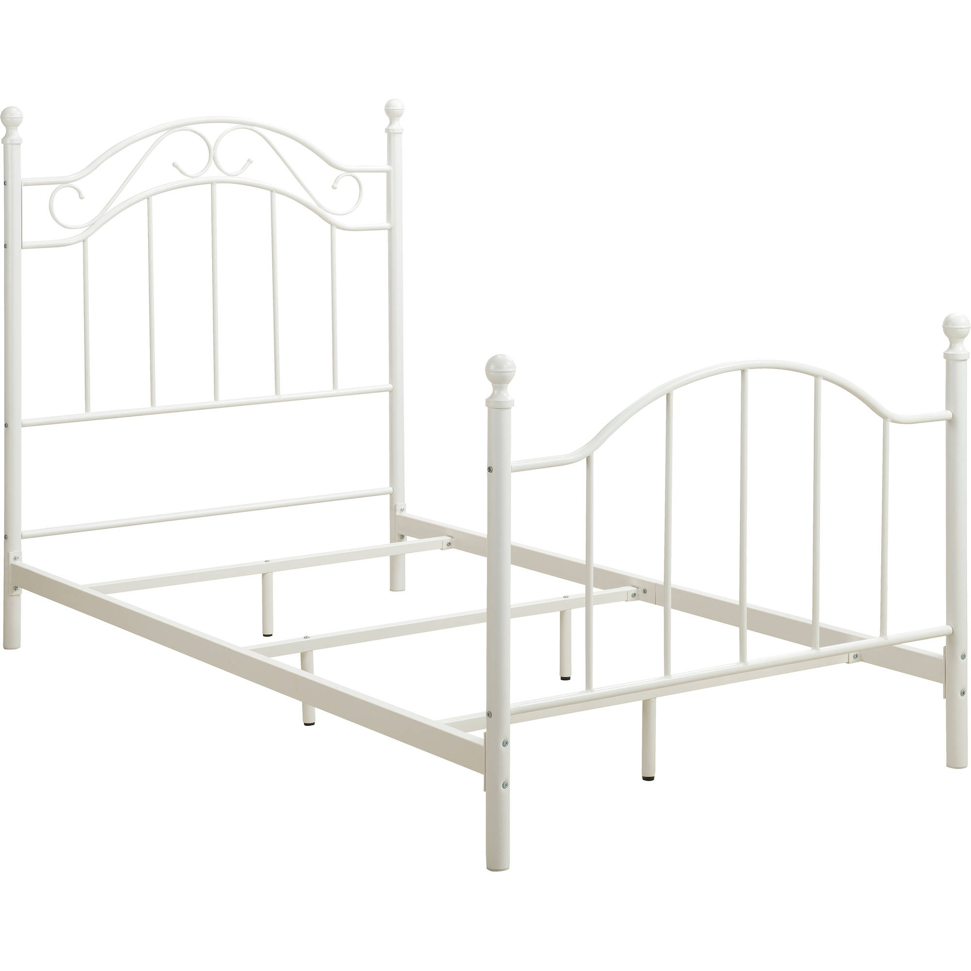 Simple Twin Metal Bed Frame Plans Free