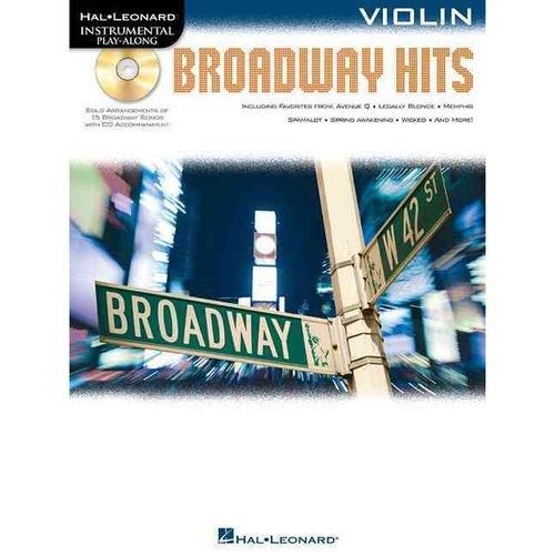 Broadway Hits: Violin