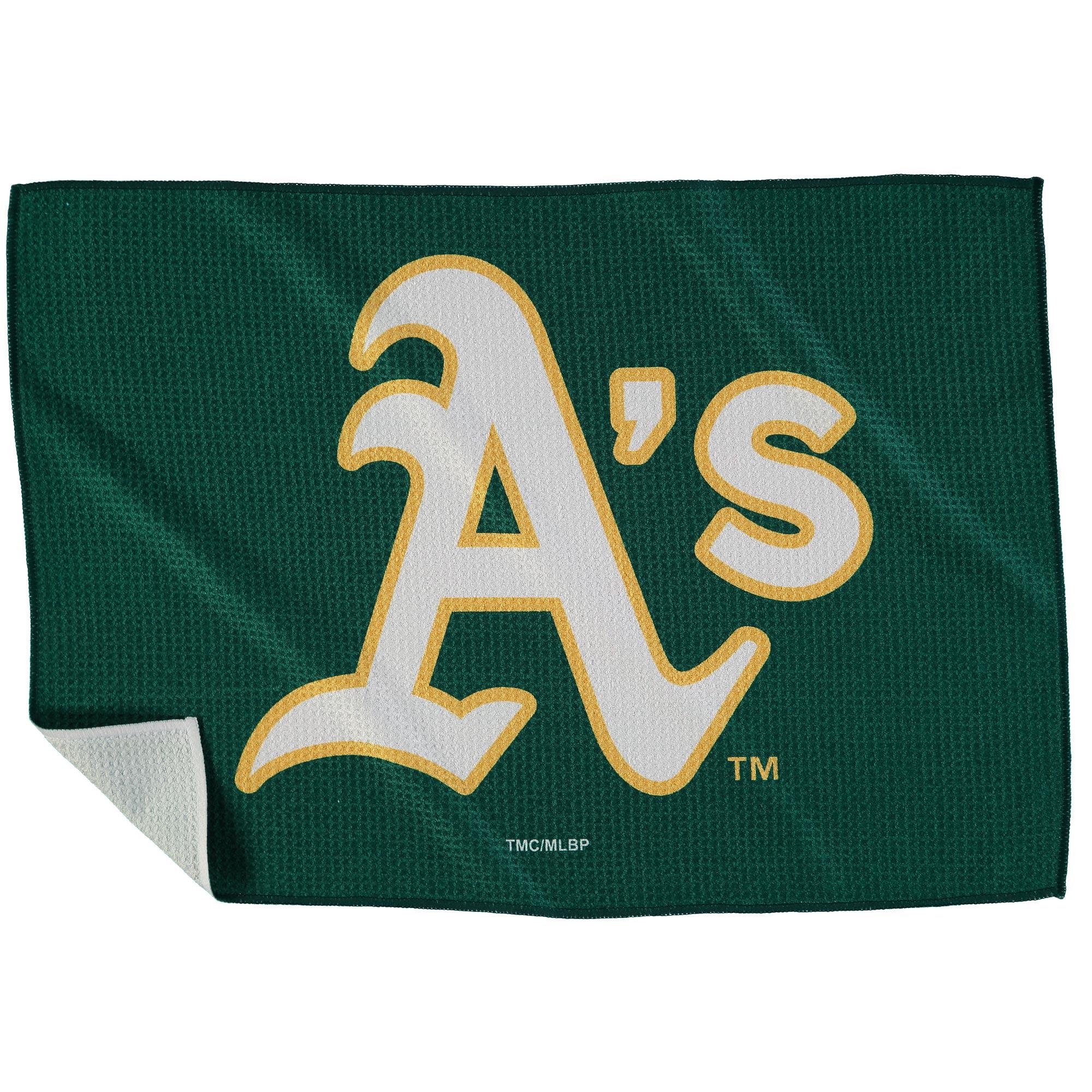 "Oakland Athletics 16"" x 24"" Microfiber Towel - No Size"