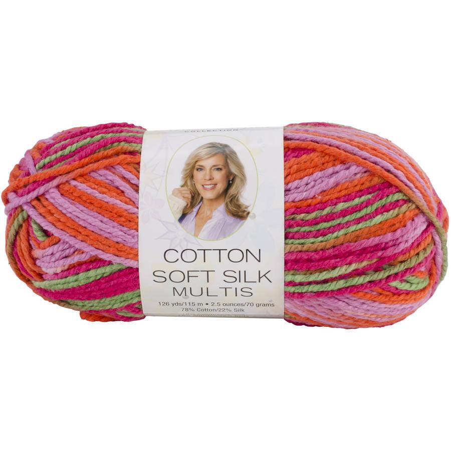 Premier Yarns Deborah Norville Cotton Soft Silk Multi Yarn