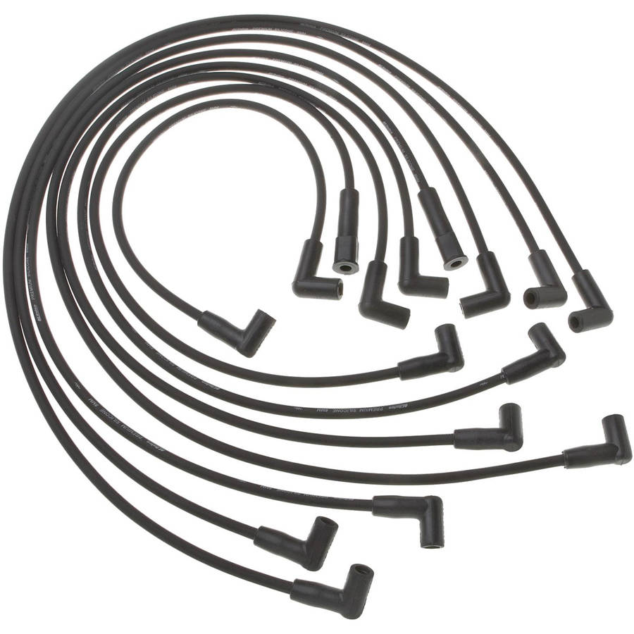 ACDelco 9608E Wire Kit Spark Plug by ACDelco