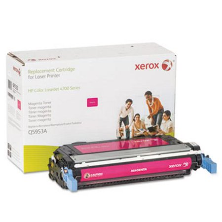 Xerox 006R01333 Replacement Toner for Q5953A , Magenta