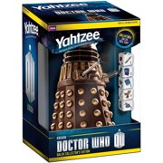 Doctor Who Yahtzee Doctor Who Yahtzee Board Game