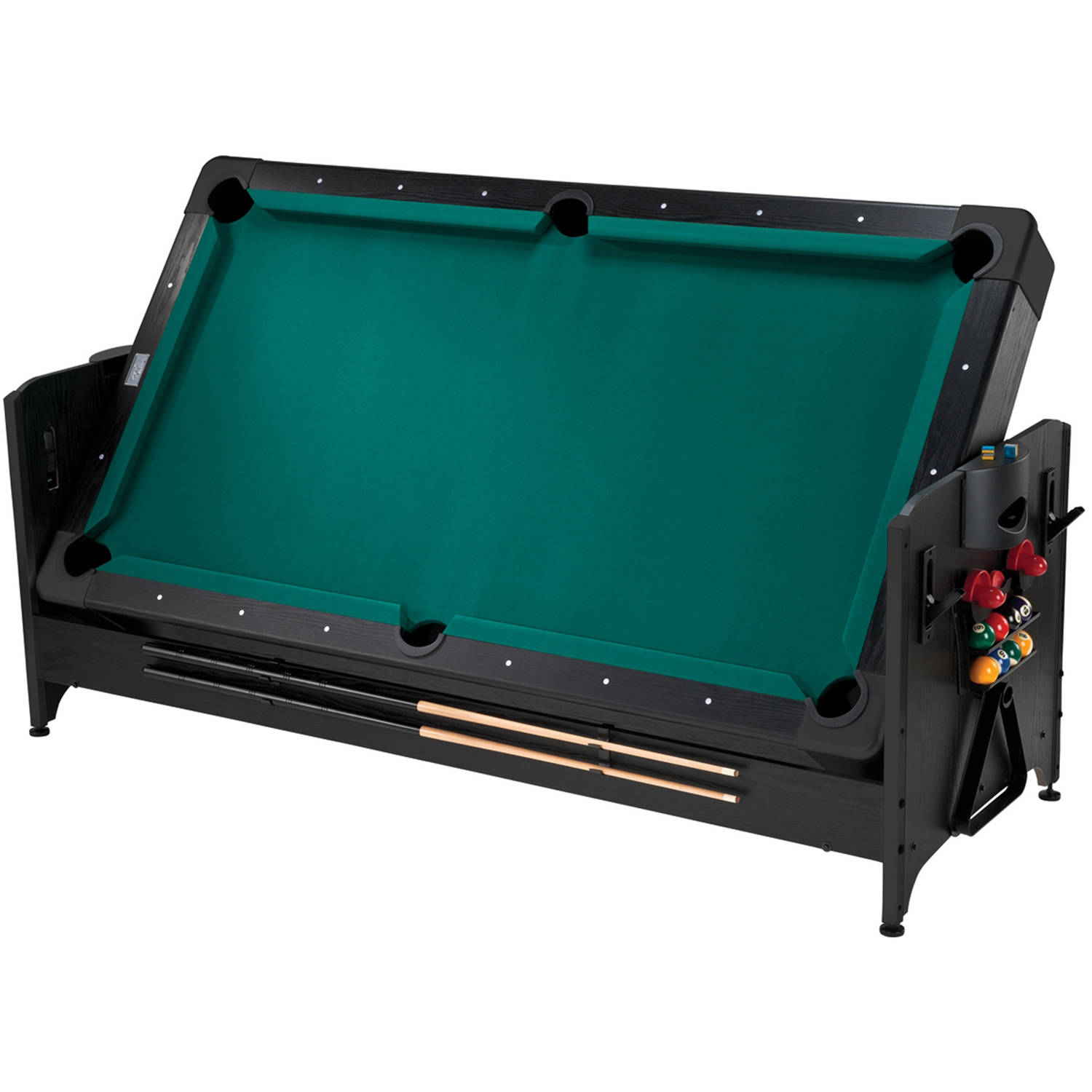 Attractive Fat Cat Pockey 7u0027 3 In 1 Game Table   Walmart.com