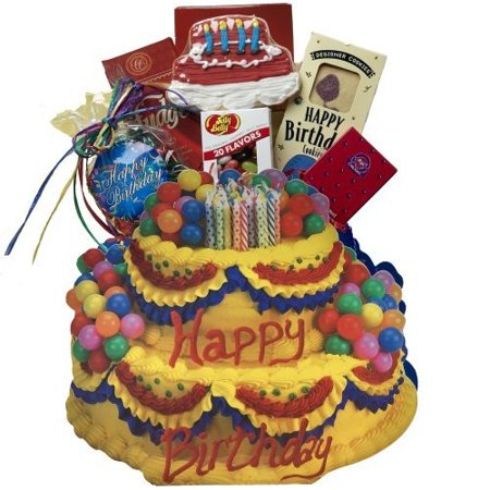 Art Of Appreciation Gift Baskets Happy Birthday Tote Set