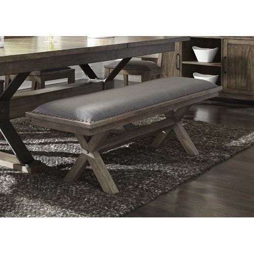 Gracie Oaks Cleaver Dining Bench by