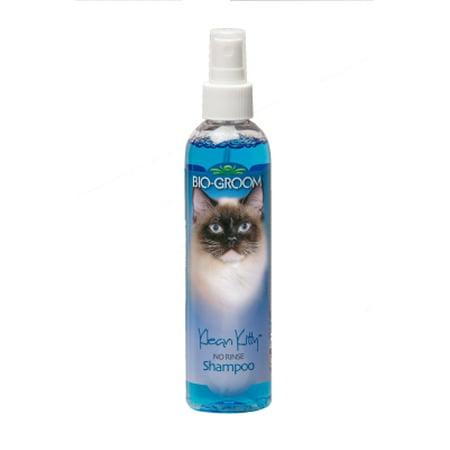 Bio-Groom Klean Kitty 20418 Waterless Cat Shampoo, 8 oz