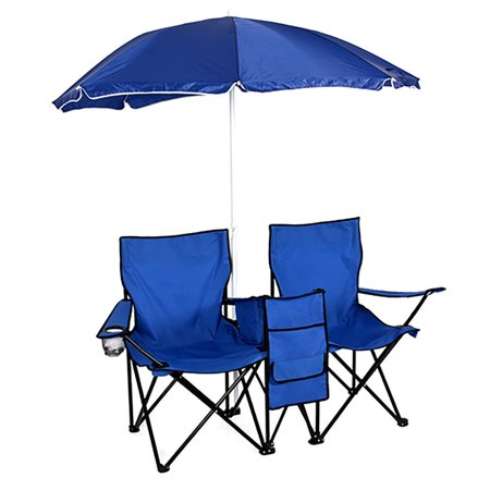 Portable Outdoor 2 Seat Folding Chair