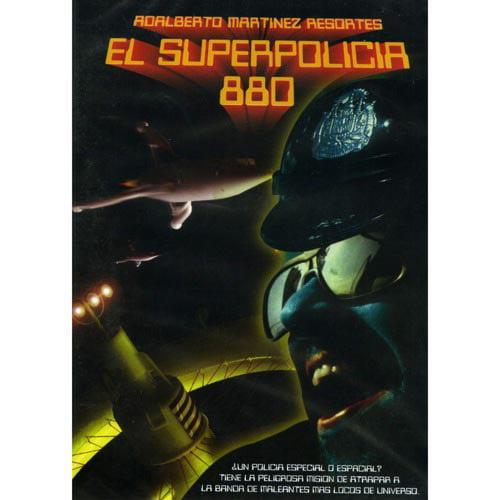 El Superpolicia 880 (Spanish) (Full Frame)