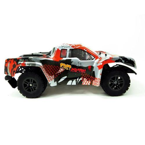 WL979 1:12 Scale 2.4G RTR RC Truck Buggy Racing Car High Speed Radio Control - Silver