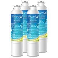 Waterdrop NSF 53&42 Certified DA29-00020B Refrigerator Water Filter, Compatible with Samsung DA29-00020B, DA29-00020A, HAF-CIN/EXP, 46-9101, Pack of 4