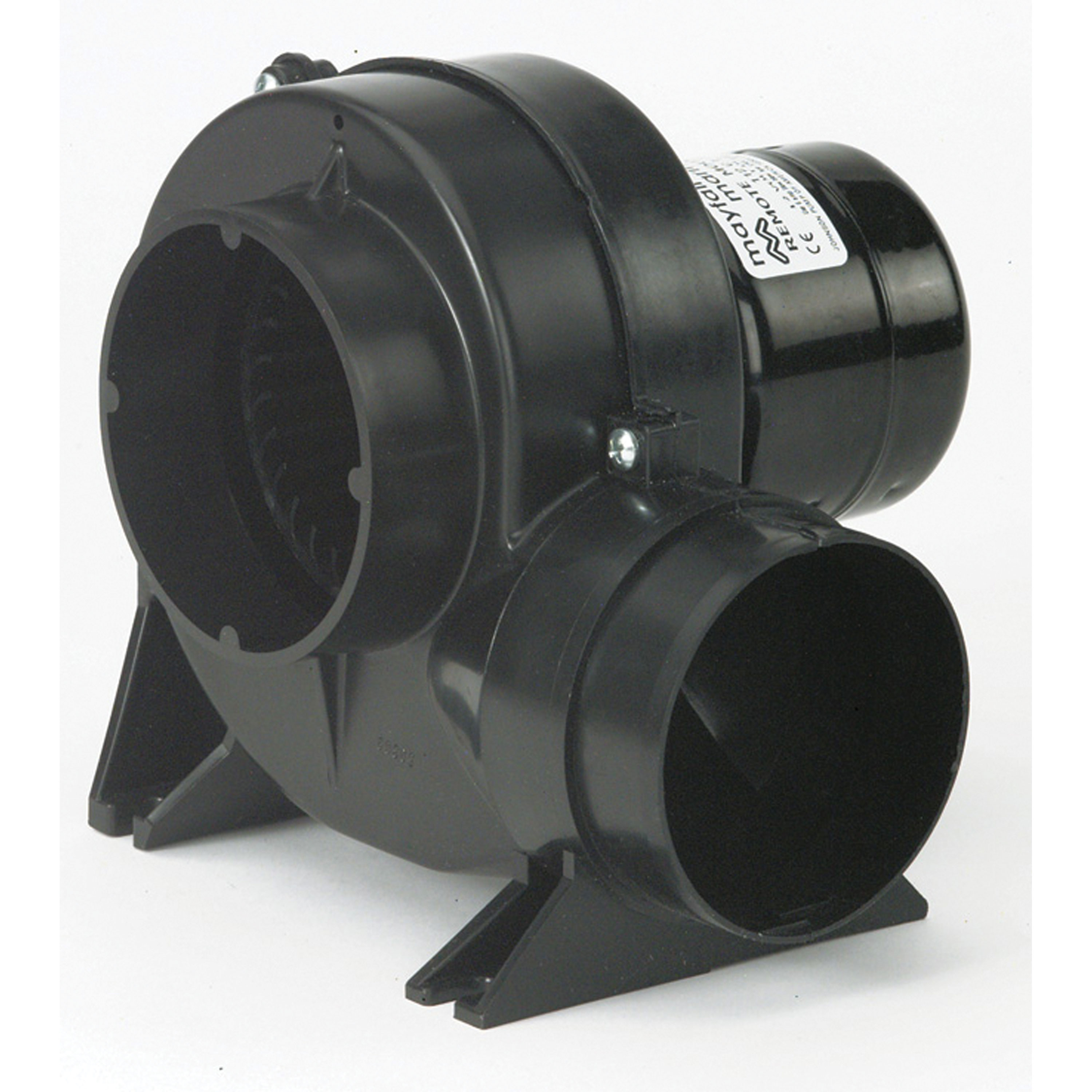 Johnson Pump 54154 Extra Heavy Duty Remote Mount Radial Blower