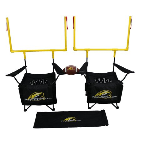 Surprising Qb54 Football Toss Tailgate Game Black Unemploymentrelief Wooden Chair Designs For Living Room Unemploymentrelieforg