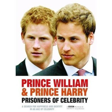 Prince William And Prince Harry  Prisoners Of Celebrity