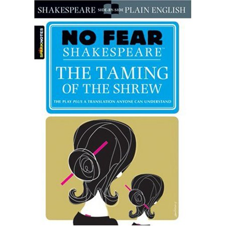 The Taming of the Shrew (No Fear Shakespeare) - image 1 of 1