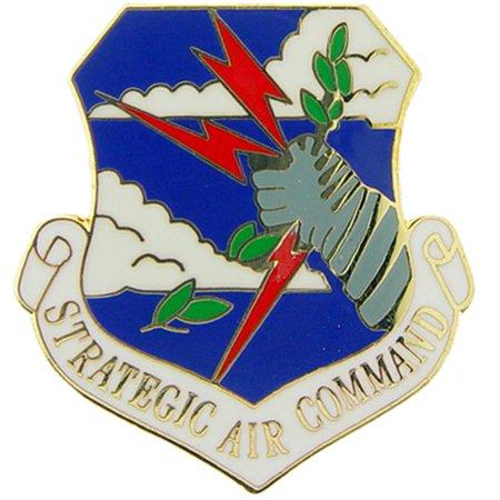 U S  Air Force Strategic Air Command Pin 1