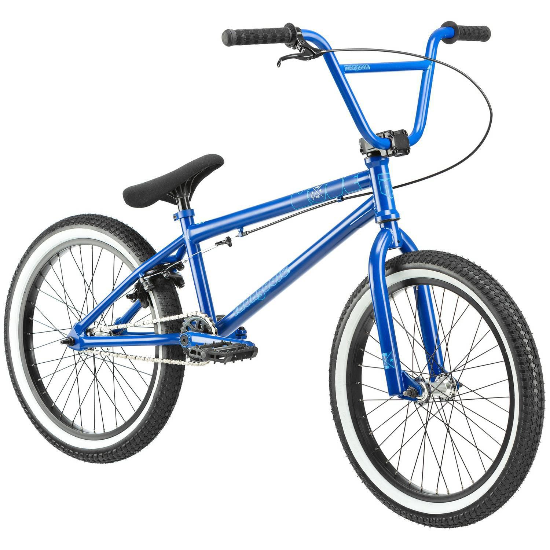 "20"" Mongoose Mode 720 Boys' Freestyle Bike, Blue"