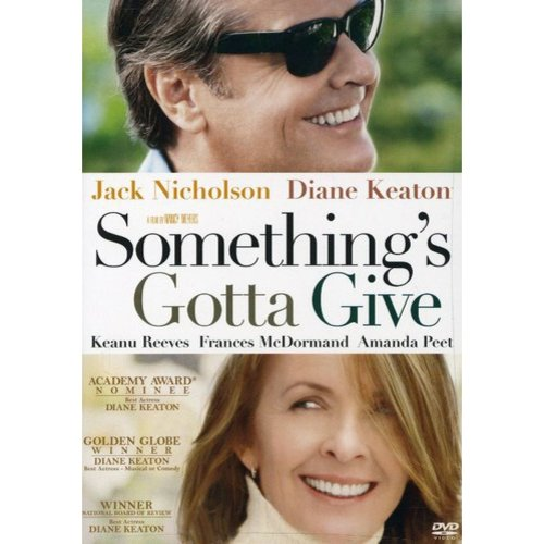 SOMETHINGS GOTTA GIVE (DVD/WS 1.85 ANAMORPHIC/DD 5.1/ENG-SP-SUB/FR-BOTH)