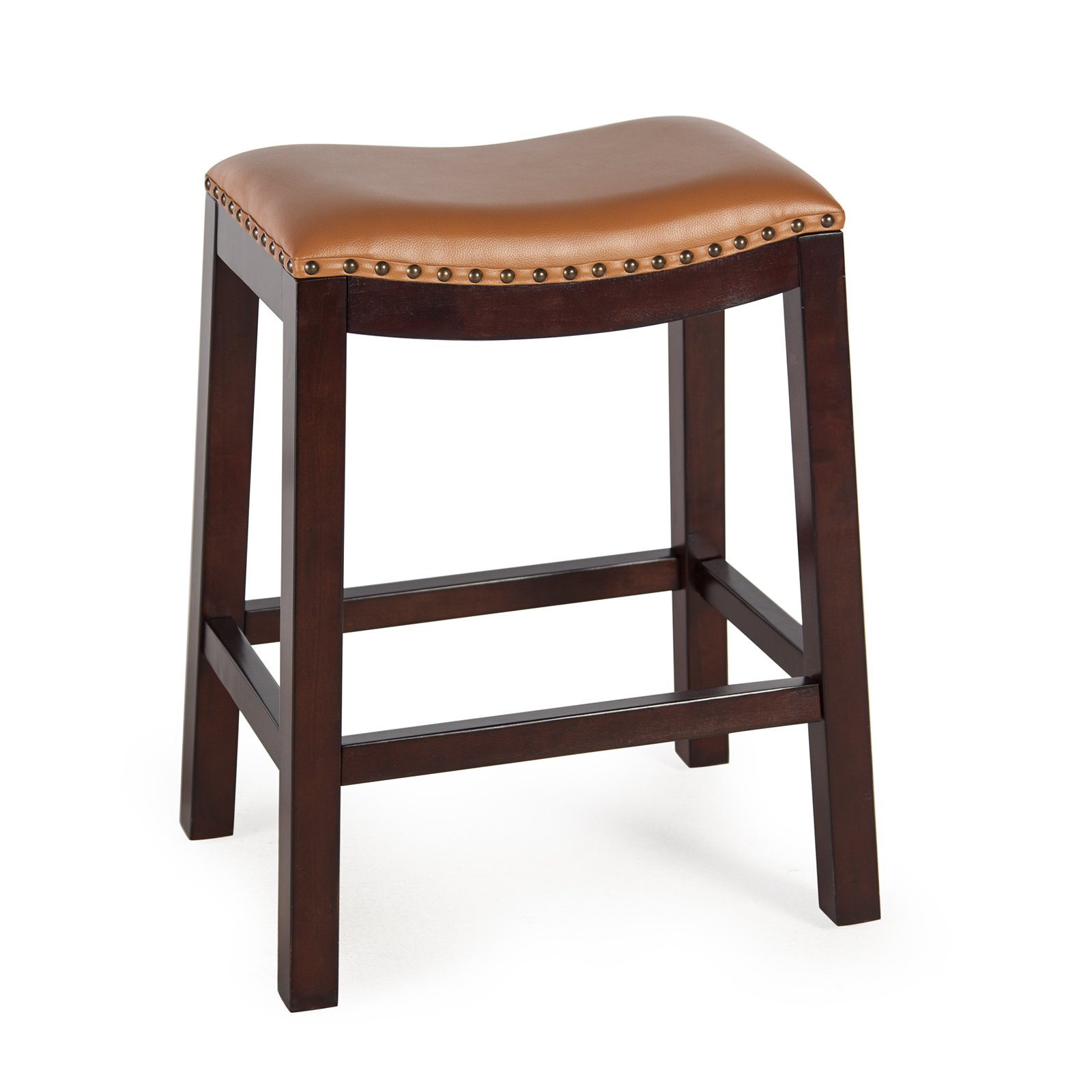 Belham Living Hutton Backless Counter Stool Walmart Com