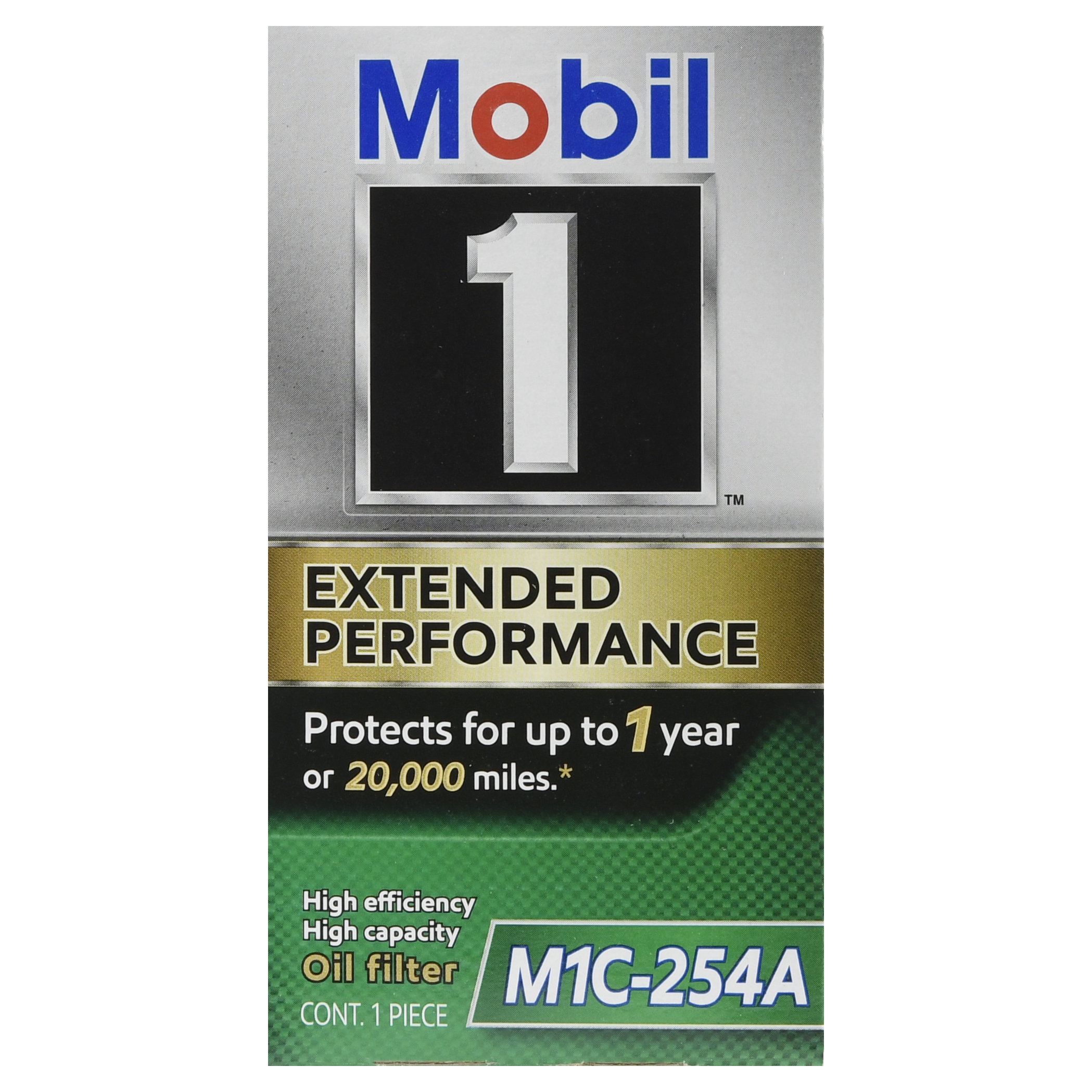 Mobil 1 M1c-254a, Oil Filter