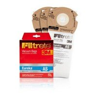 Filtrete 67726 Eureka AS Vacuum Bags (3-Pack)-- (Package Of 5)