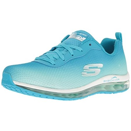 12640 Blue Skechers Shoes Memory Foam Women Mesh Sport Air Cushion Mesh Comfort 12640BLMN