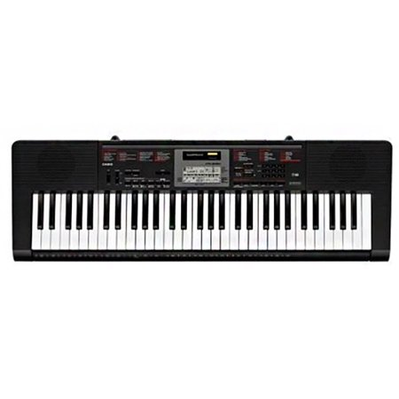 Casio CTK-2090V 61-Key Portable Keyboard with Power Supply and Stand